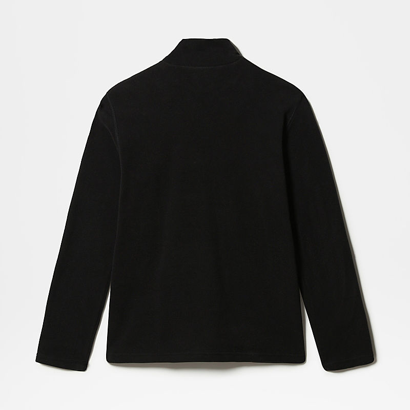 Youth Glacier Quarter Zip Fleece-
