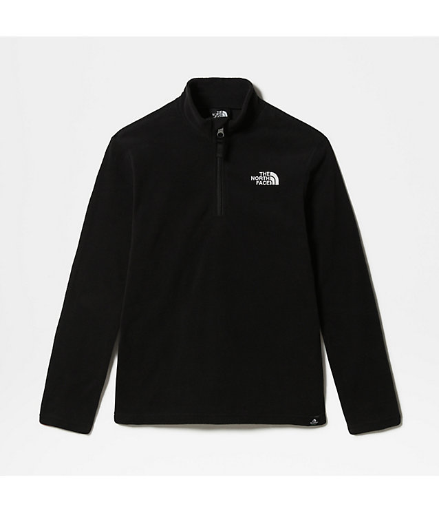 Youth Glacier Quarter Zip Fleece | The North Face
