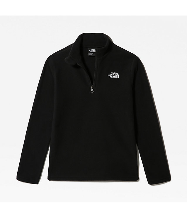 Polaire Glacier 1/4 Zip pour enfant | The North Face