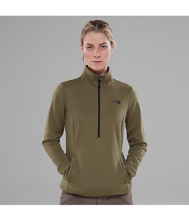 Tanken 1/4 Zip Fleece | The North Face