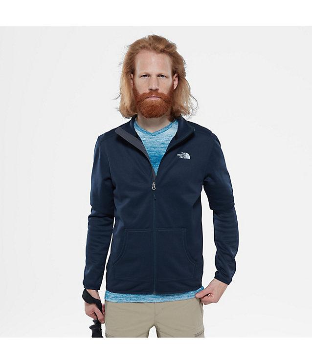 Men's Tanken Full Zip Fleece | The North Face