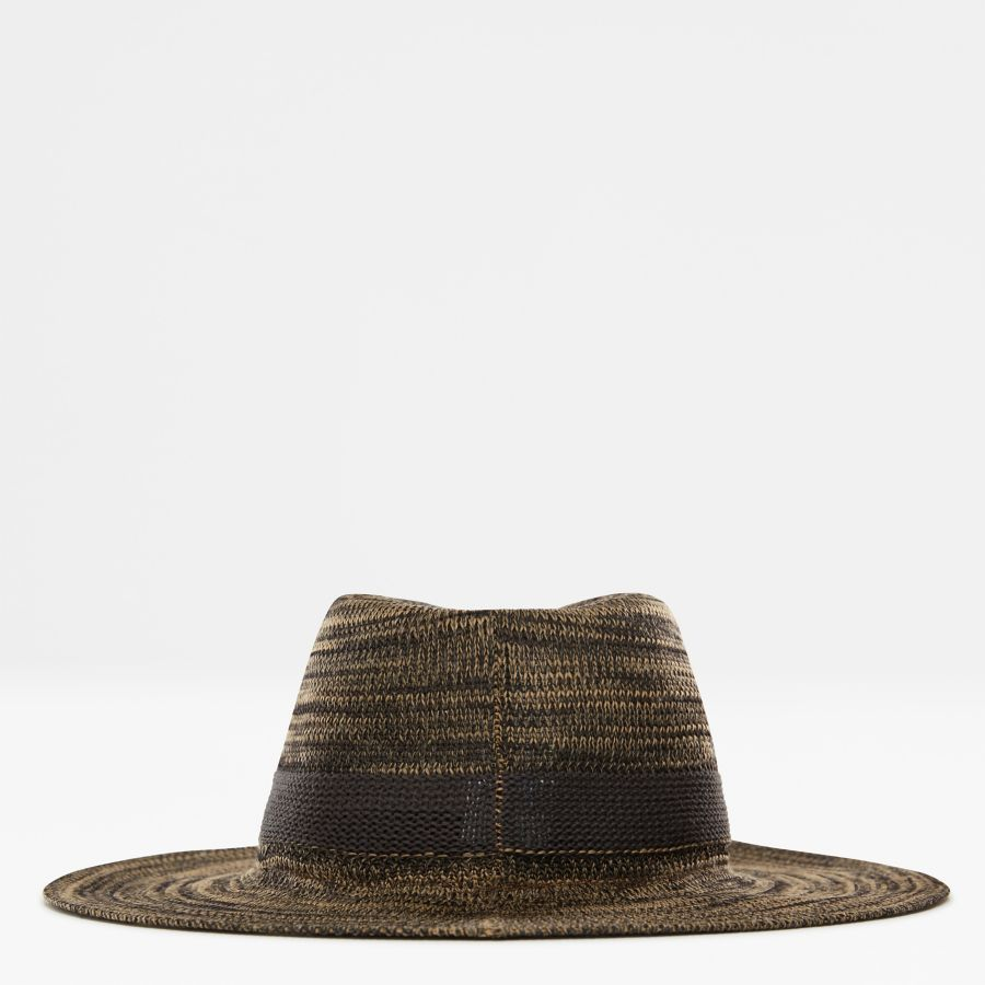 Women's Packable Panama Hat-