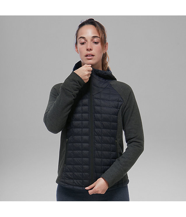 damen endeavour thermoball jacke the north face. Black Bedroom Furniture Sets. Home Design Ideas