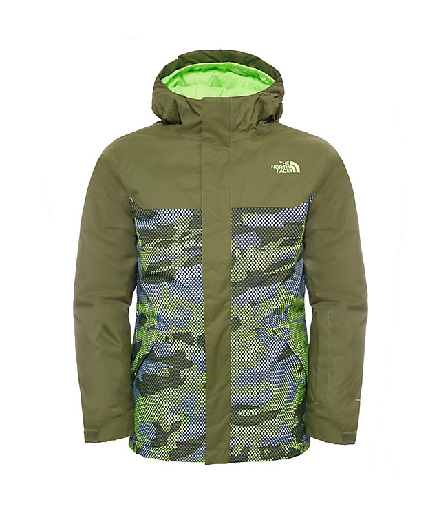 Boys' Brayden Insulated Jacket | The North Face