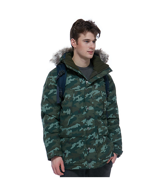 Men's Mountain Murdo | The North Face