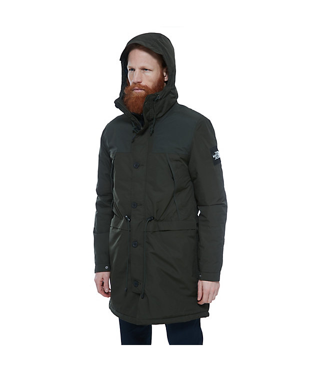 Herren Mountain Parka | The North Face