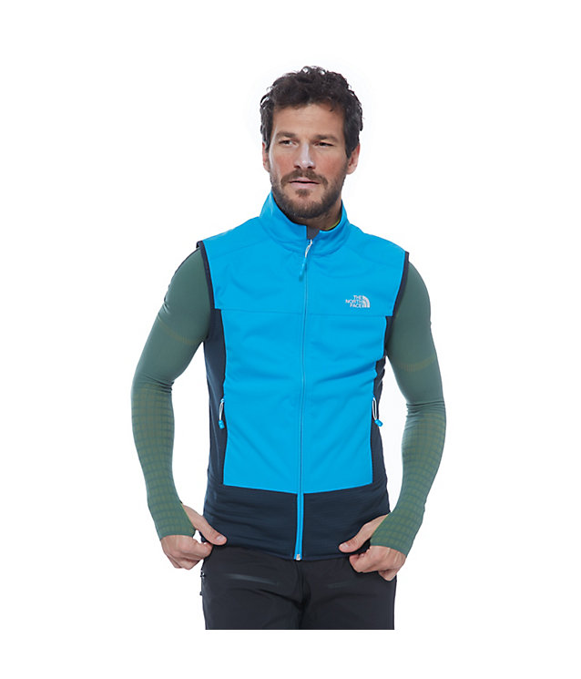 Men's Hybrid Softshell Gilet | The North Face