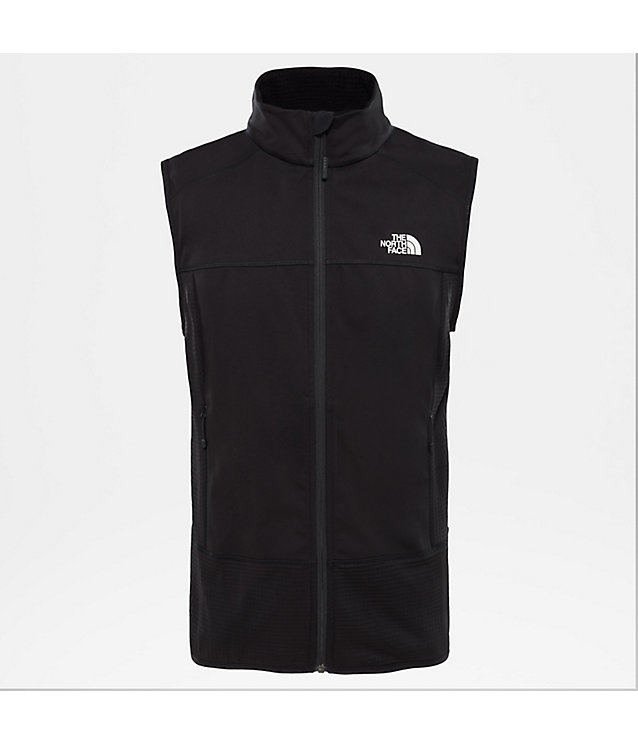Hybrid softshell bodywarmer voor heren | The North Face