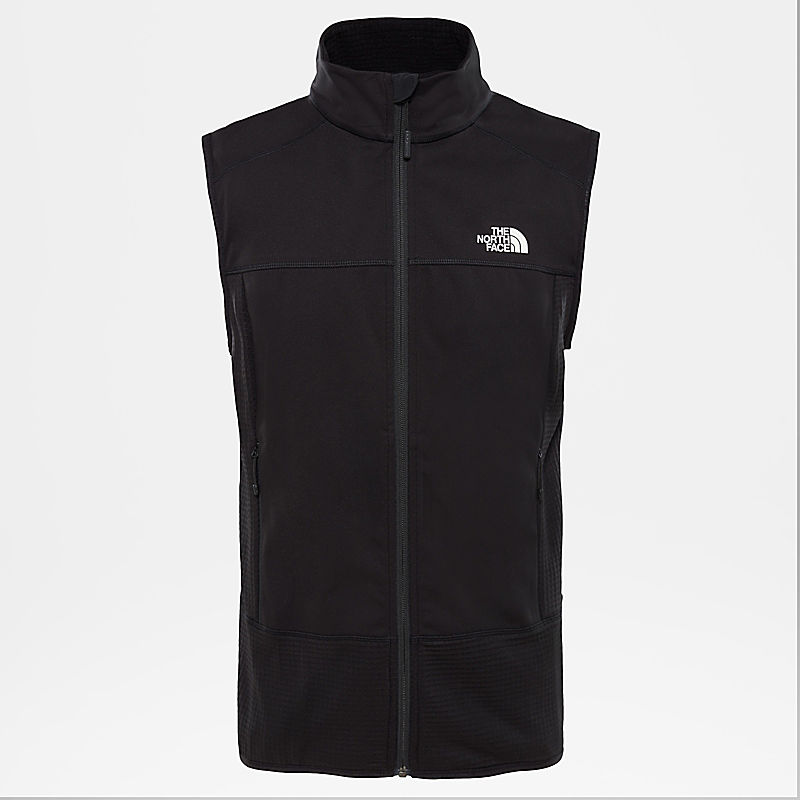 Gilet sans manches Softshell Hybrid pour homme-