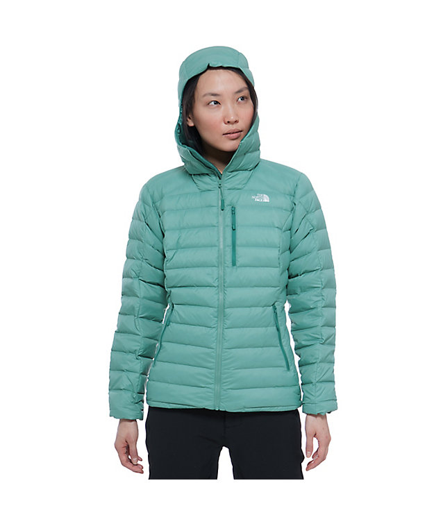 Damen Morph Down Jacke mit Kapuze | The North Face