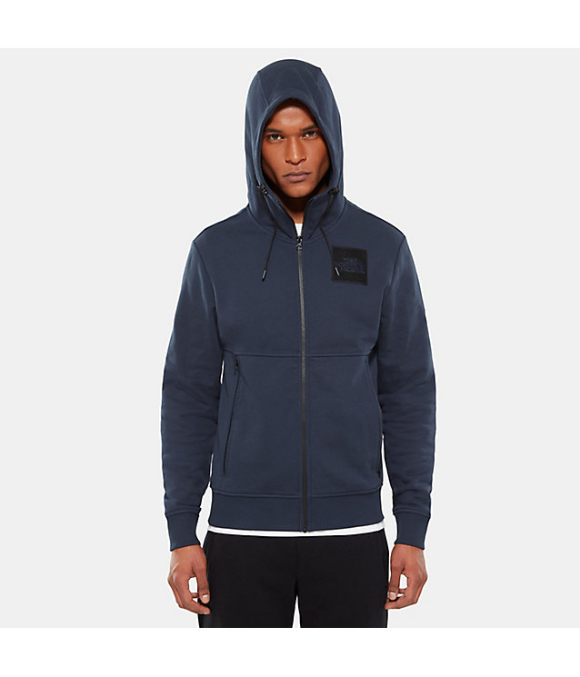 Men's Fine Zip Hoodie | The North Face