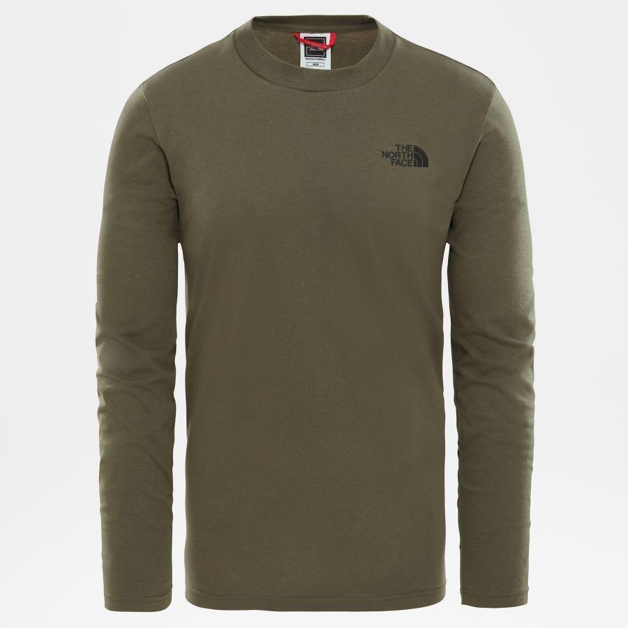 Men's Easy Long-Sleeve Shirt-