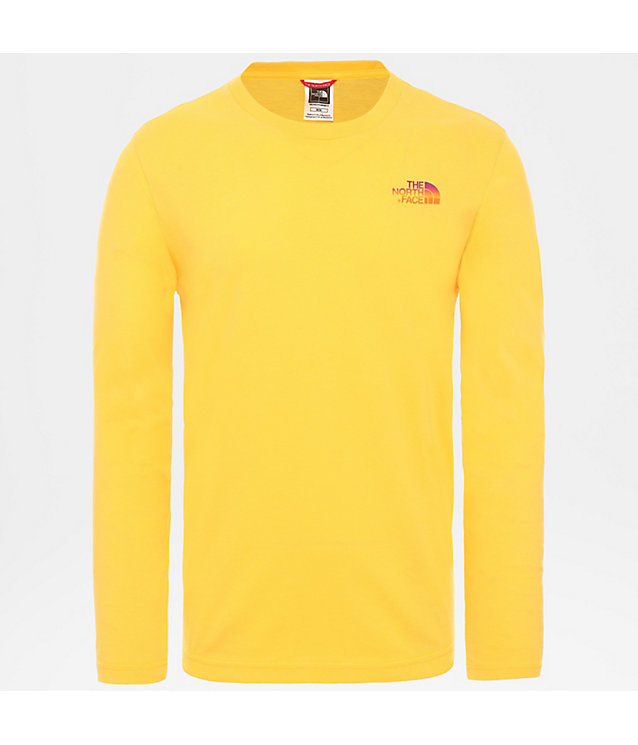 T-SHIRT A MANICHE LUNGHE UOMO EASY | The North Face
