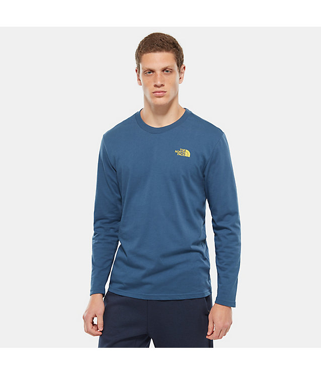 Men's Easy Long-Sleeve Shirt | The North Face