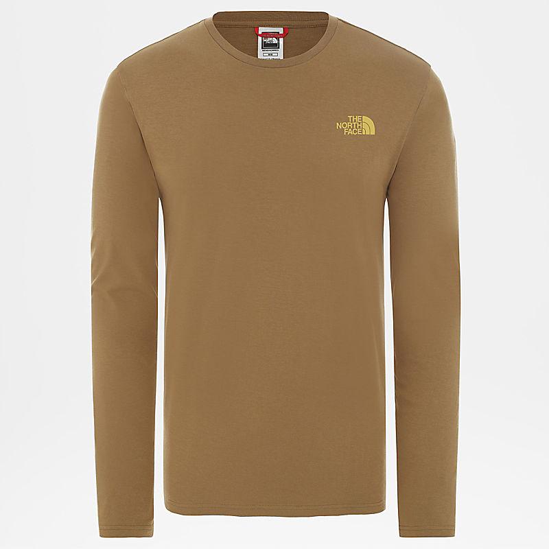 Men's Easy Long-Sleeve T-Shirt-
