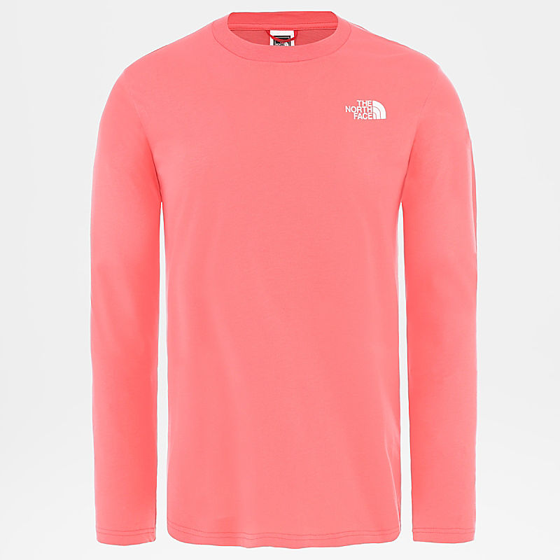 7e49b2b2da7c Men's Easy Long-Sleeve Shirt | The North Face