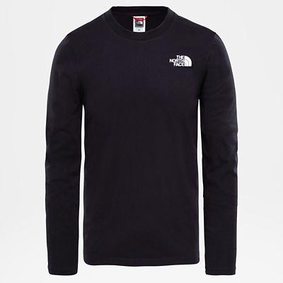 869a13998d T-shirt à manches longues Easy pour homme | The North Face