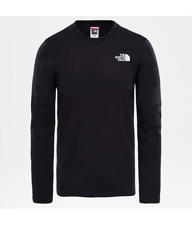 Easy-shirt met lange mouwen voor heren | The North Face