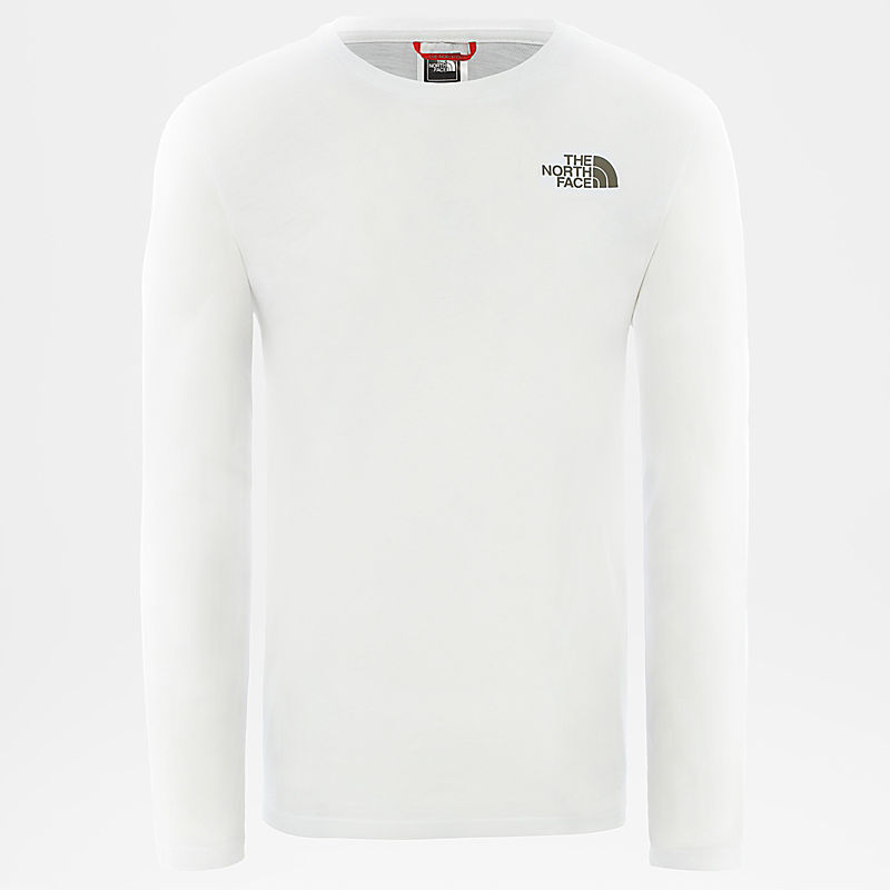 Men's Easy Long-Sleeve T-Shirt-