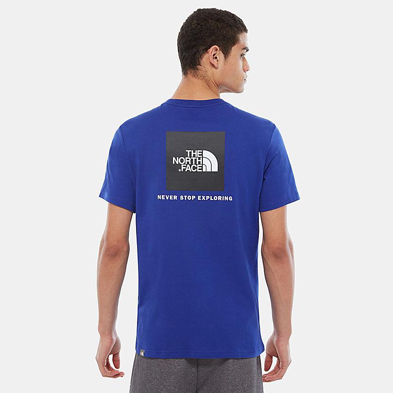 Men's Red Box T-Shirt-