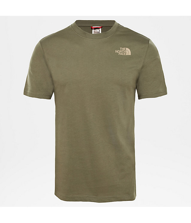 T-SHIRT REDBOX POUR HOMME | The North Face