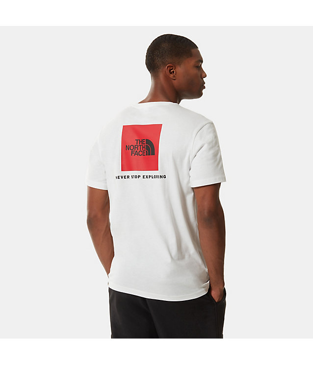 Redbox T-shirt voor heren | The North Face