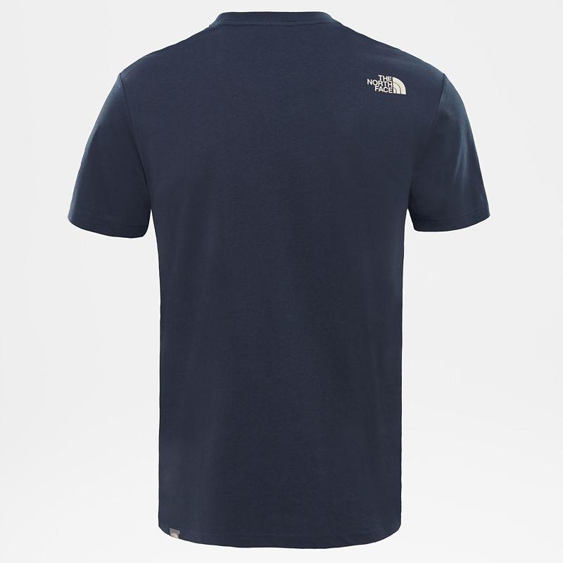 Nse T-shirt voor heren-