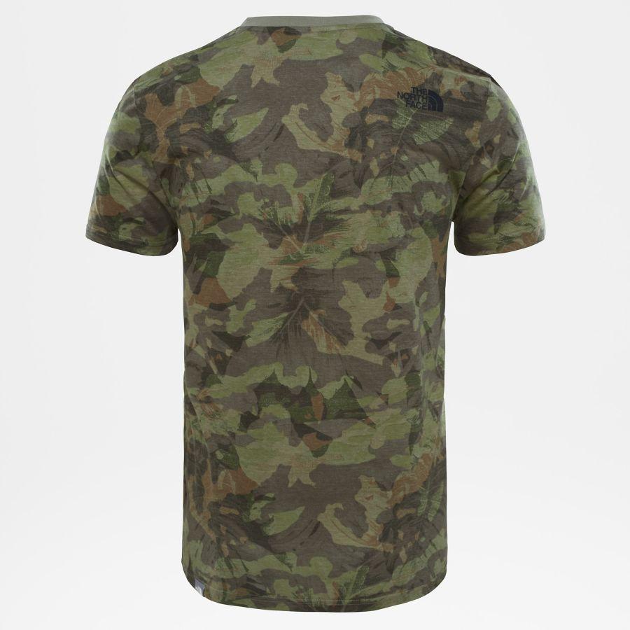 Camiseta Simple Dome para hombre-