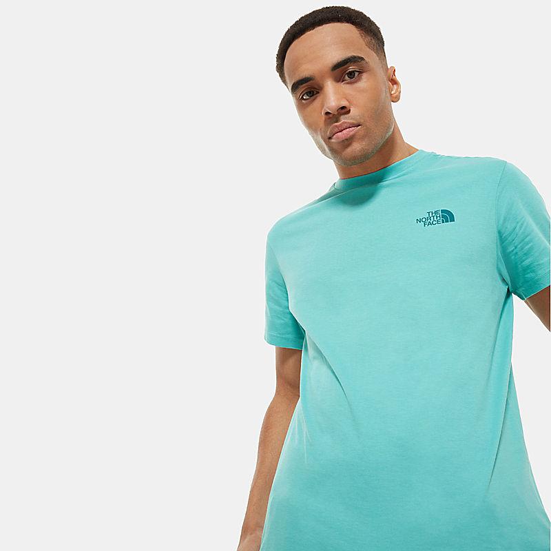 Simple Dome T-Shirt Voor Heren-