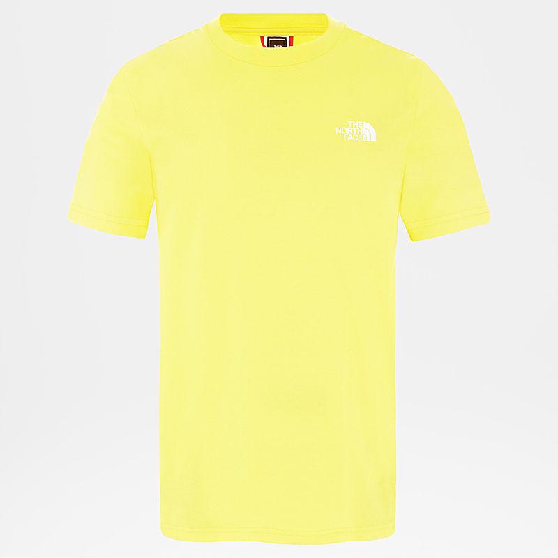 Men's Simple Dome T-Shirt-