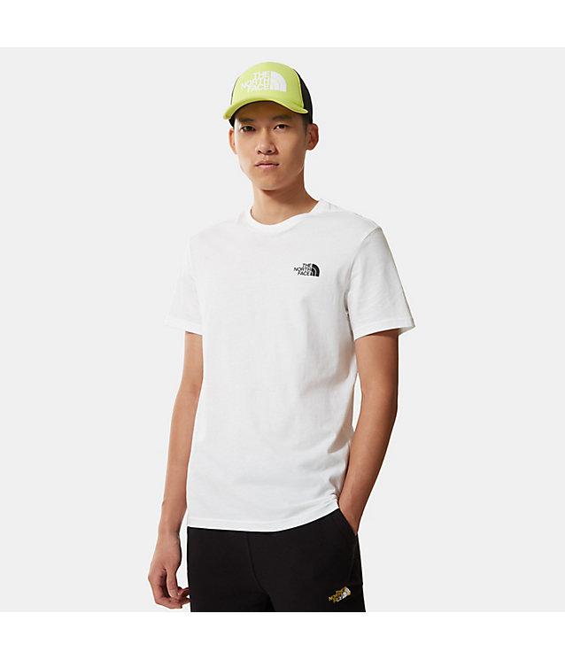T Shirt Męski Simple Dome