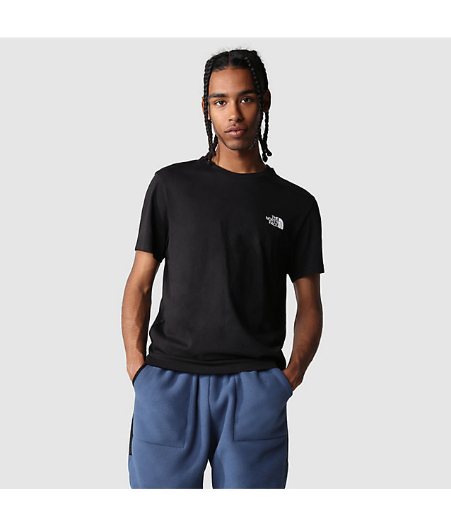 T-Shirt Uomo Simple Dome | The North Face