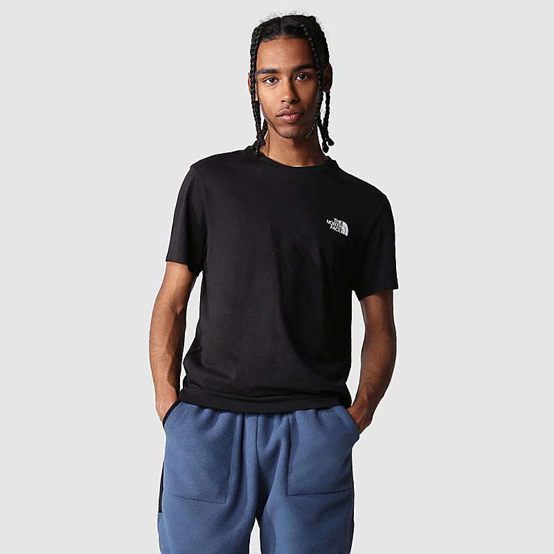 Herren Simple Dome T-Shirt-