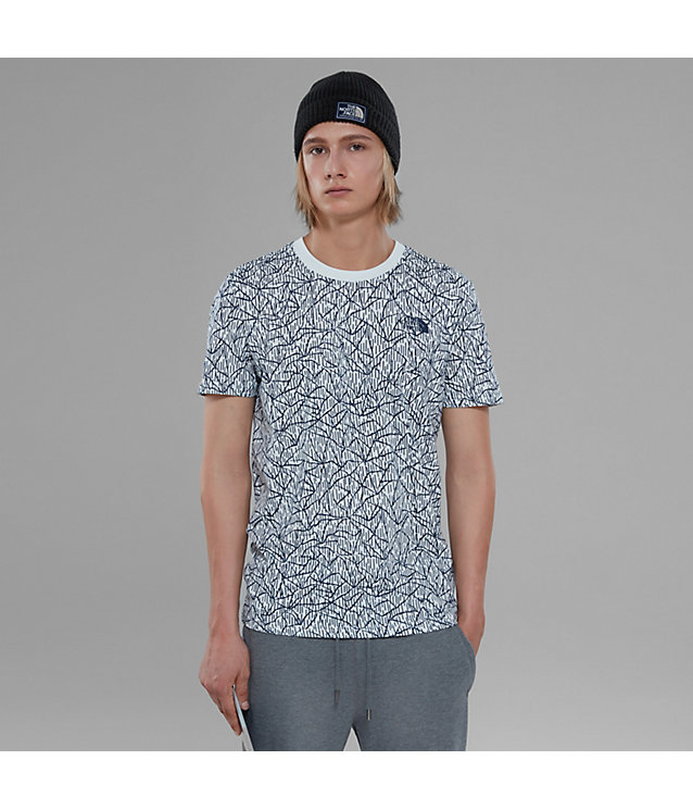 Simple Dome T-shirt voor heren | The North Face