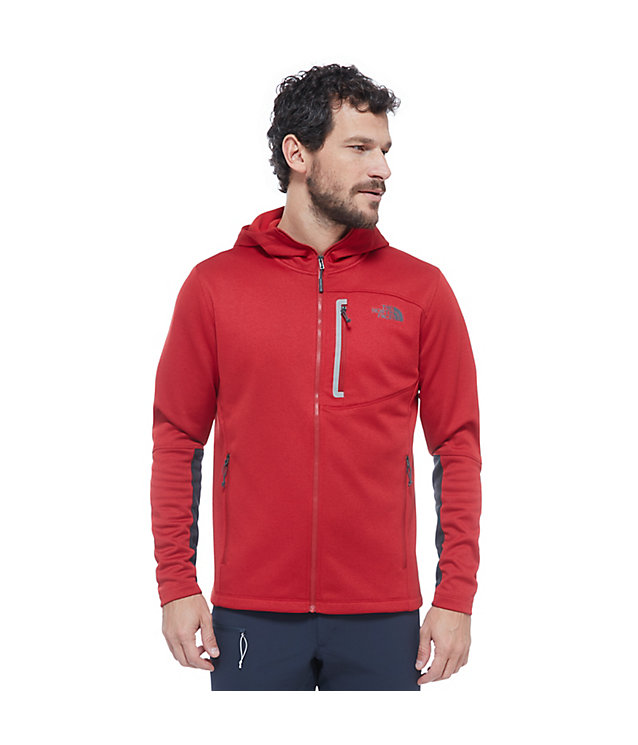 Canyonlands Fleecejacke Mit Kapuze | The North Face