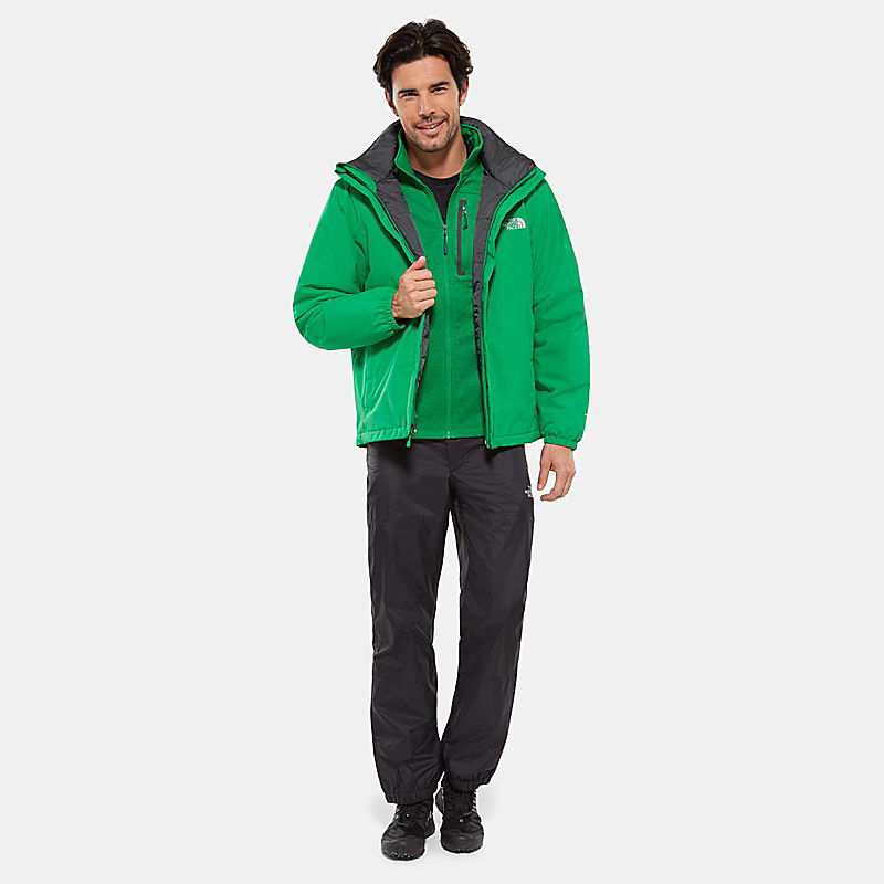 Herren Canyonlands Fleecejacke mit RV-