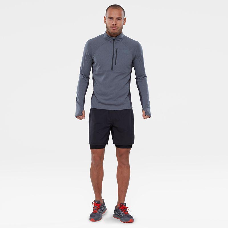 Ambition 1/4 Zip Long-Sleeve Shirt-