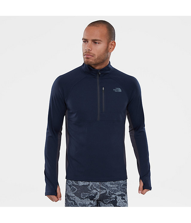 Ambition 1/4 Zip Long-Sleeve Shirt | The North Face