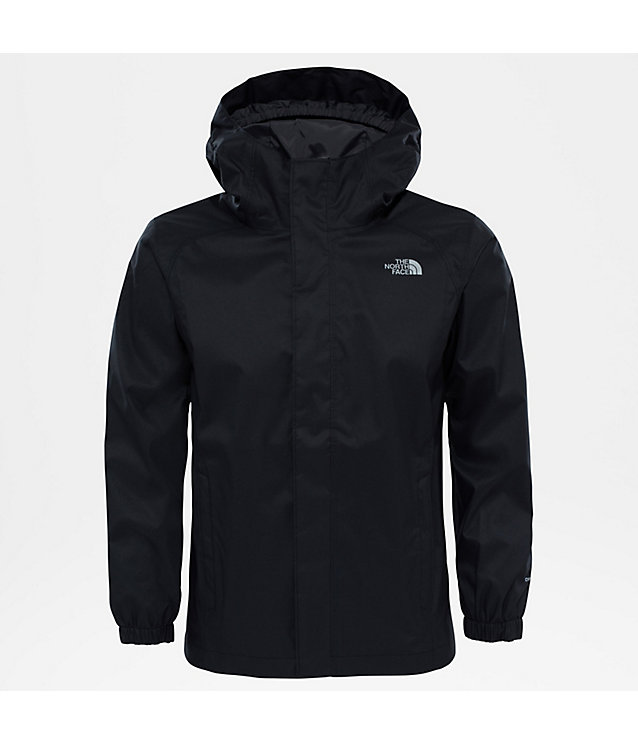Giacca Bambino Resolve riflettente | The North Face