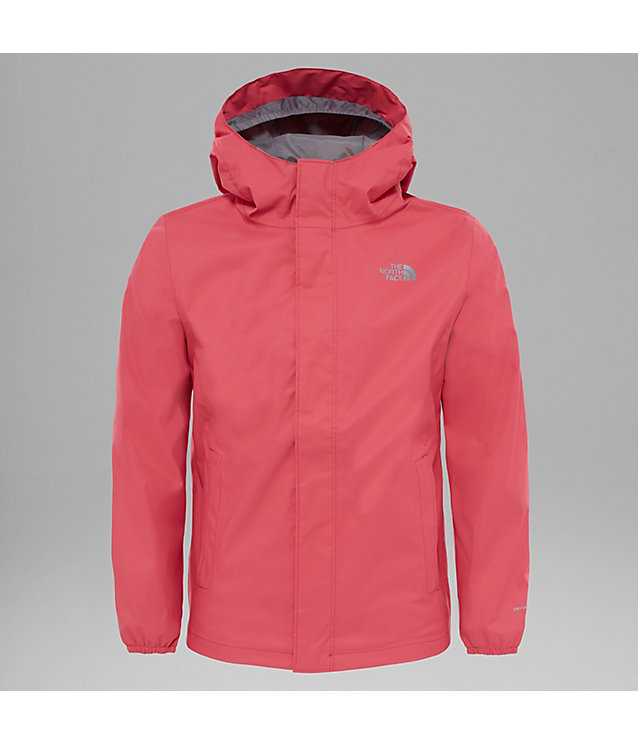 Girl's Resolve Reflective Jacket | The North Face