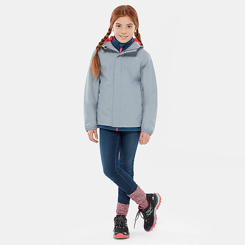 Girl's Resolve Reflective Jacket-