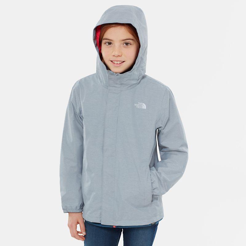 Girl's Resolve Reflective Jacket-