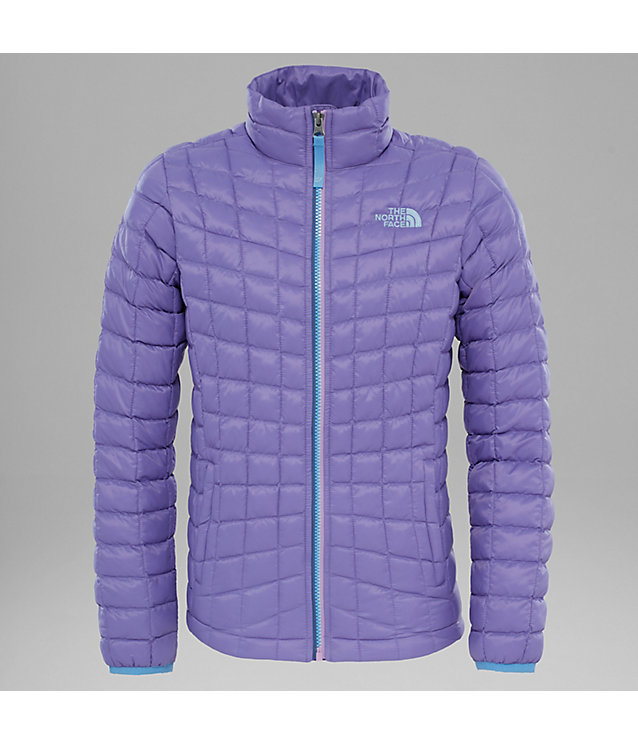Girl's ThermoBall™ Zip Jacket | The North Face