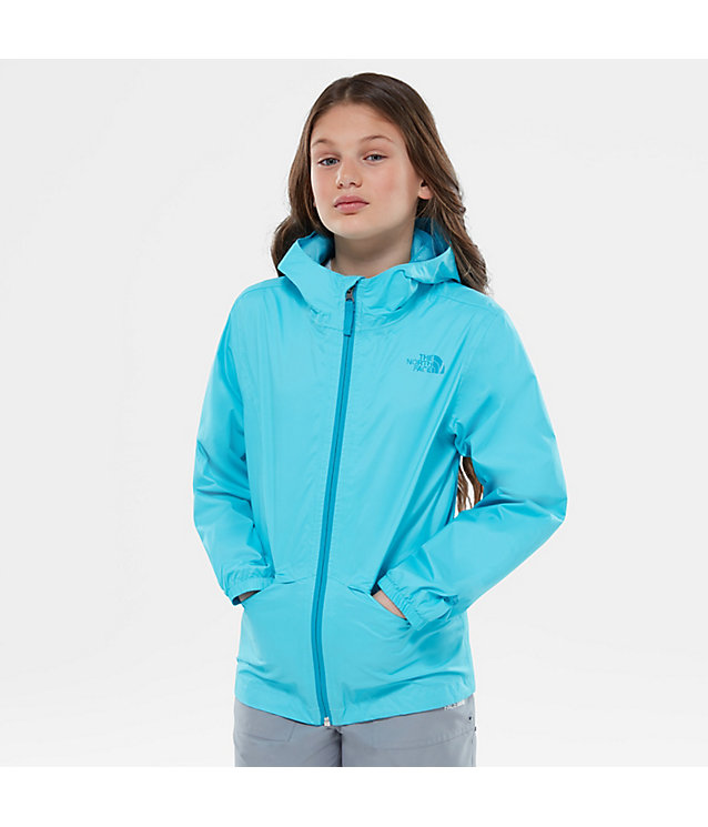 Girl's Zipline Rain Jacket | The North Face