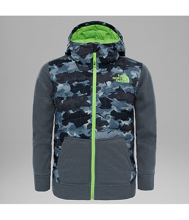 Felpa con cappuccio Bambino ThermoBall™ Canyonlands | The North Face