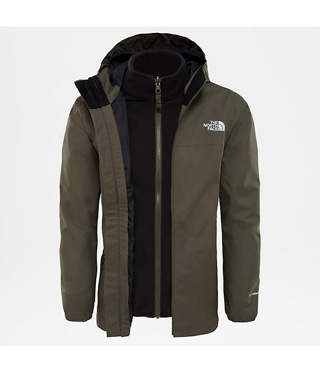 Veste Elden Rain Triclimate® pour garçon | The North Face