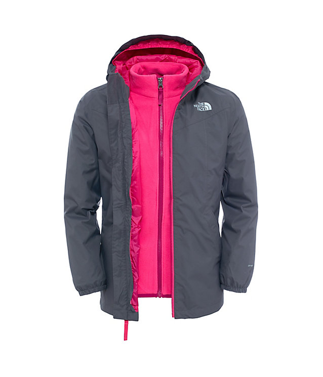Girls' Eliana Rain Triclimate® Jacket | The North Face