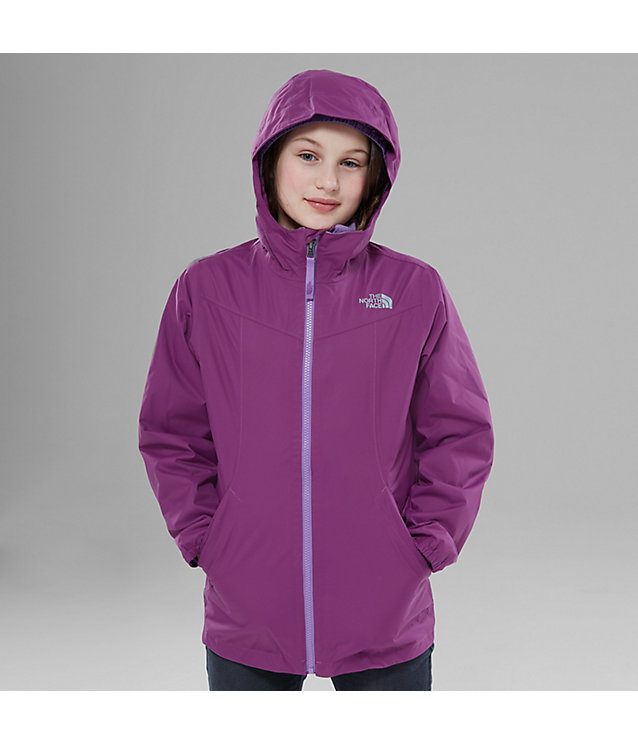 Giacca Bambina Eliana Rain Triclimate® | The North Face