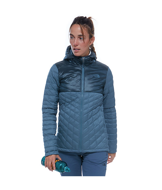 Veste à capuche Thermoball™ Plus pour femme | The North Face
