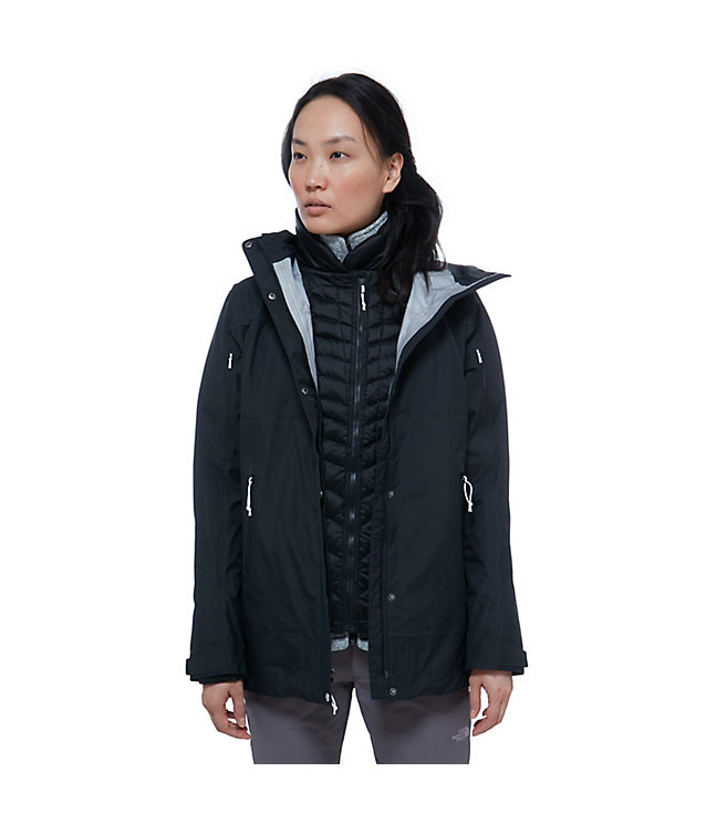 Damen Biston Quadclimate® Jacke | The North Face